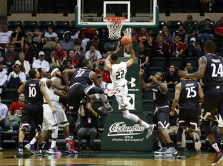 NCAA Basketball: Cincinnati at South Florida