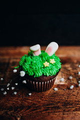 Easter cupckes