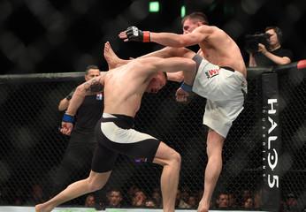 MMA: UFC Fight Night-Askham vs Jotko