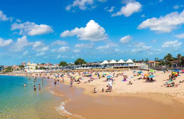 Public beach in Estoril