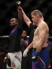 MMA: UFC Fight Night-Auckland Brunson vs Kelly