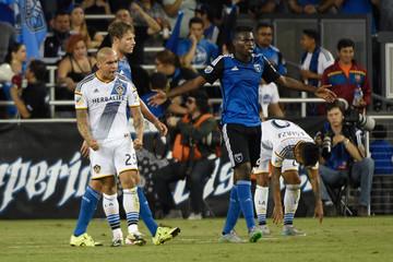 MLS: U.S. Open Cup-LA Galaxy at San Jose Earthquakes