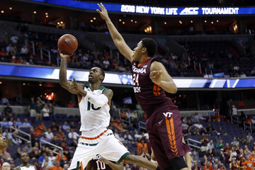NCAA Basketball: ACC conference tournament-Virginia Tech vs Miami