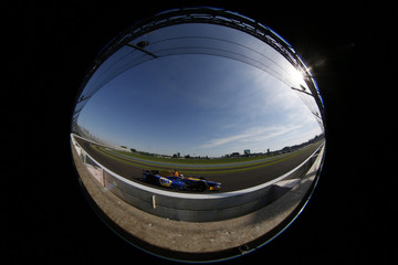 IndyCar: 101st Running of the Indianapolis 500-Practice