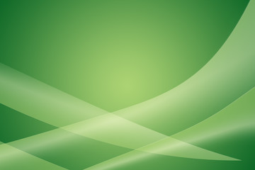 green background abstract composition with flowing design