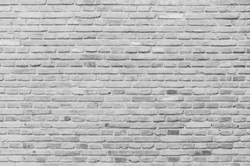 Old brick wall background decorate at interior coffee shop.Vintage style.