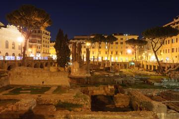 Roma Piazza Argentina