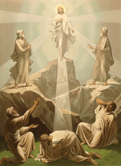 The Transfiguration Of Christ.
