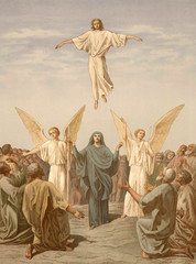 The Ascension Of The Lord Jesus Christ.