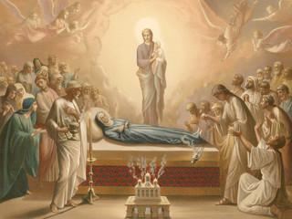 Death Of The Virgin.