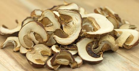 Getrocknete Steinpilze, Dried mushrooms