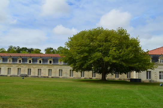 La Corderie Royale (17 ème siècle) de Rochefort (Charente-Maritime - France)