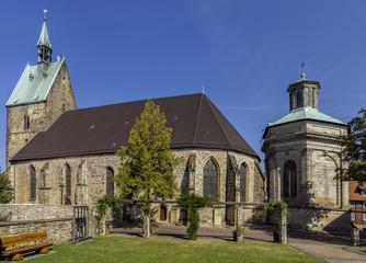 Wall Mural - Martinikirche Mausoleum Stadthagen