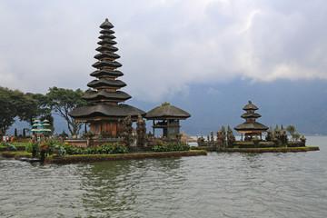 Bali:Tempel Pura Ulun Danu Bratan