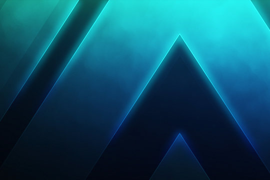 High Definition CGI motion backgrounds ideal for editing blue arrows moving