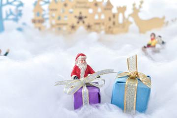 クリスマスイメージ サンタクロース