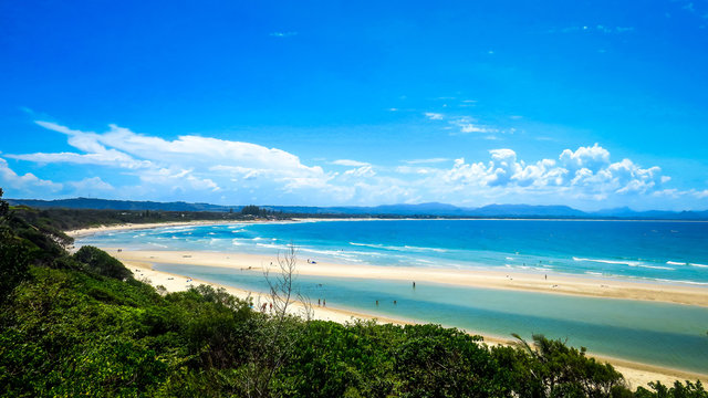 Exploring Byron Bay in New South Wales, Australia