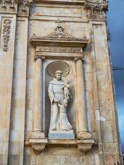 Chiesa di San Francesco in Ostuni, Apulia, Italy.