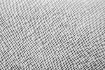 White creamy leather texture background