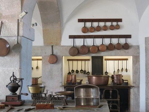 Portugal - Cuisine ancienne typique