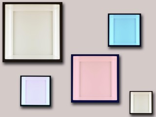 Picture frames graphic