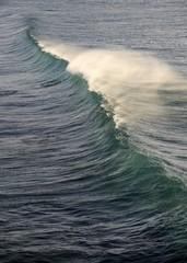 Waves near El Cotillo, Fuerteventura, Canary islands, Spain, Europe