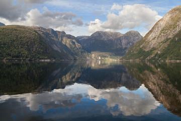 Nordrepollen Fjord