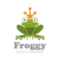Frog logo/icon designtemplate