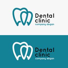 Logo dental doctor