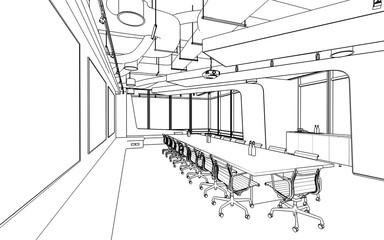 Konference Area (sketch)