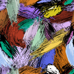 abstract background pattern, with strokes and splashes,