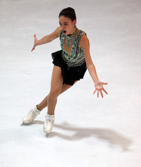 Figure Skating - Olympic Qualifying ISU Challenger Series - Ladies Free Skating