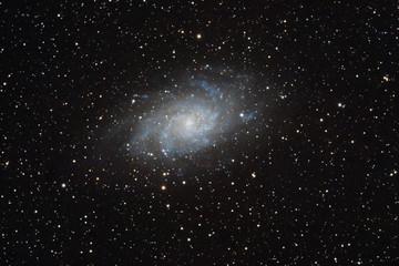 Messier 33 galaxy