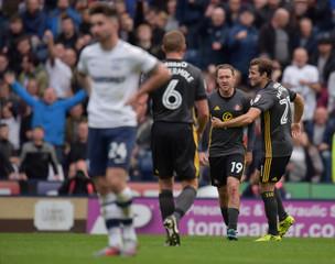 Championship - Preston North End vs Sunderland