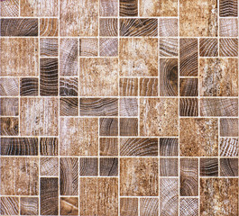 Wall Mural - Marble, ceramic tiles, abstract mosaic pattern