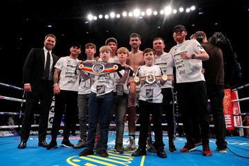 Rocky Fielding vs David Brophy - British & Commonwealth Super-Middleweight Titles