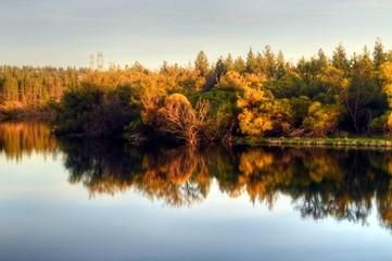 Spokane City Washington