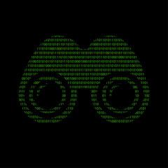 Hacker - 101011010 Icon - Fernglas