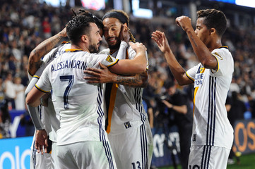 MLS: Real Salt Lake at Los Angeles Galaxy
