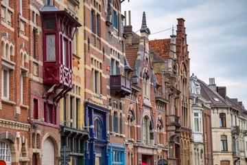 Historical centre of Ghent, Belgium