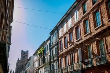 Dans les rues d'Albi