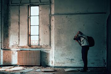 Fotografando in Luoghi Abbandonati