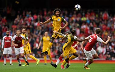 Premier League - Arsenal vs Brighton & Hove Albion