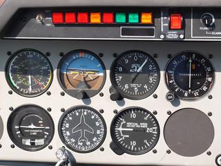 instruments avion de tourisme