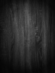 Black old wood texture background