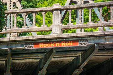 Schild 297 - Rockn Roll