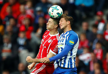 Bundesliga - Hertha Berlin vs Bayern Munich