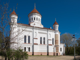 Cathedral of the Pure Mother of God. Church of Assumption of the Saint Virgin, Lithuania.