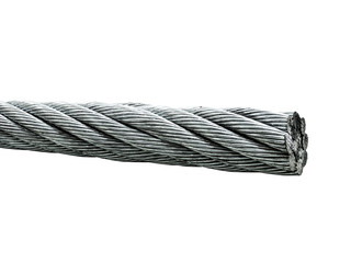 iron metal cable uses in the industrial construction