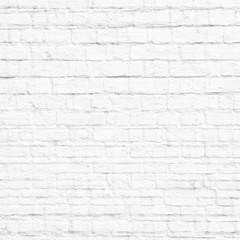 White Painted Brick Wall